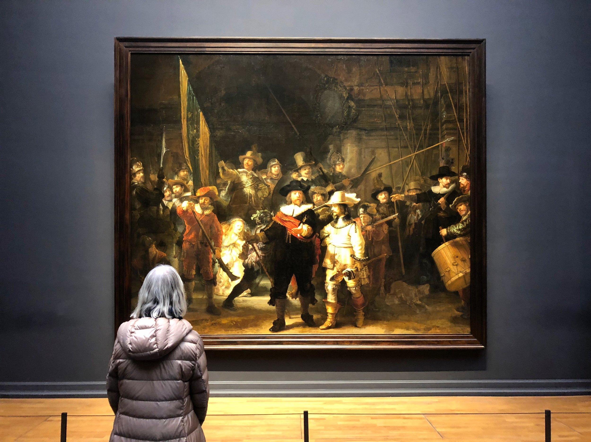 Rijksmuseum / Amsterdam / Netherlands