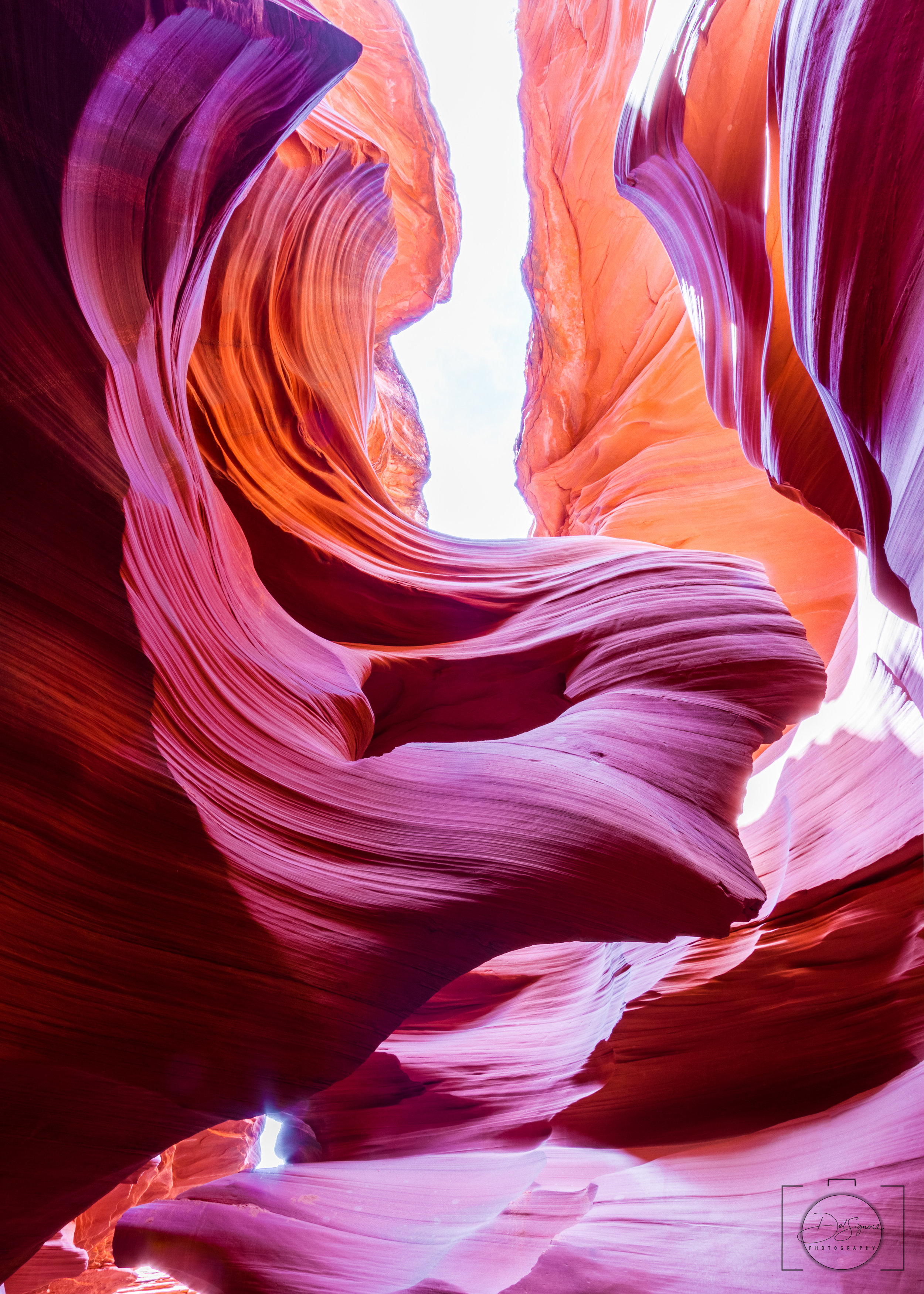 """Lady in the Wind"" - Lower Antelope Canyon"