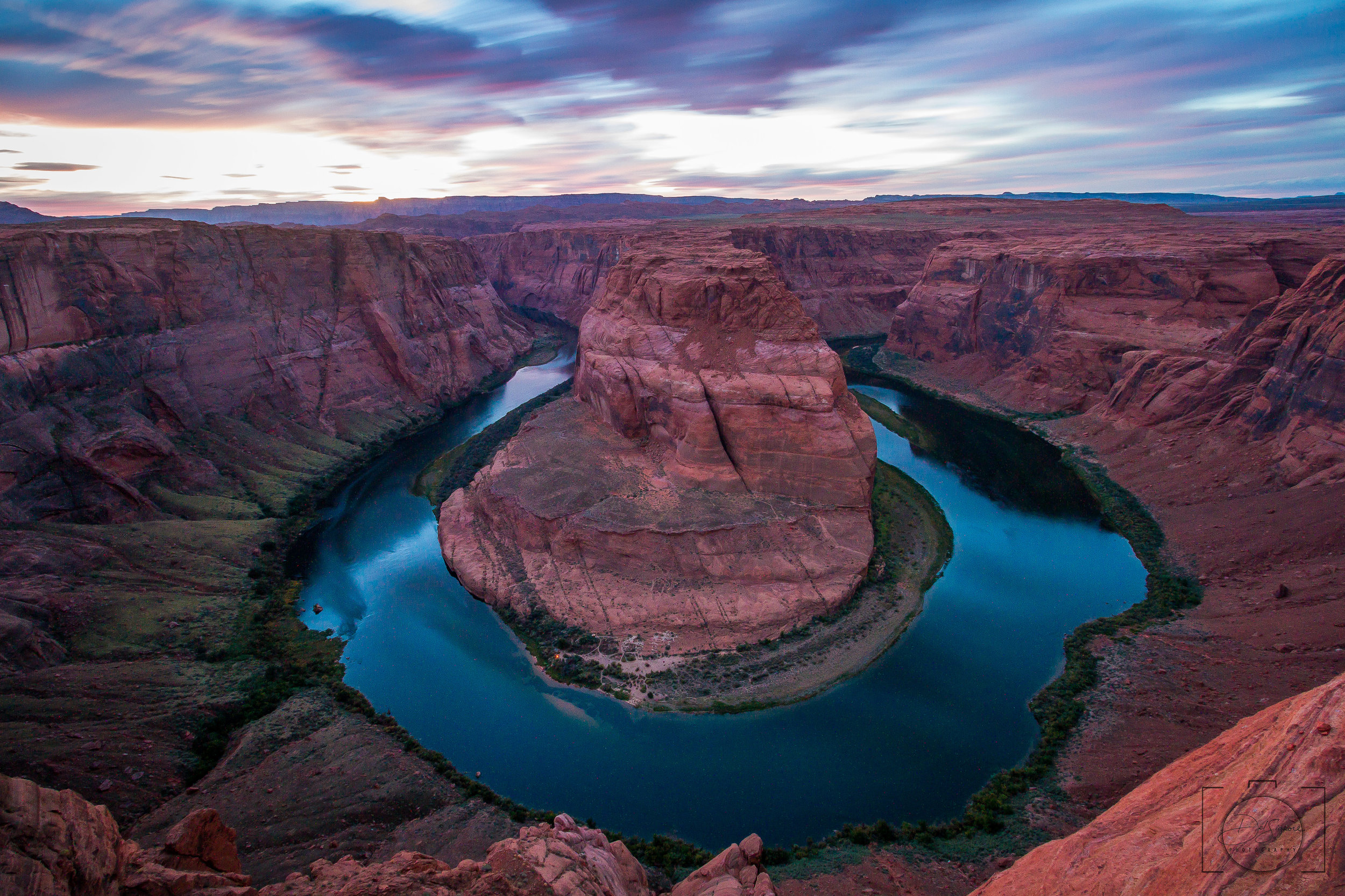"""Time Travel"" - Horseshoe Bend, Page, Arizona"
