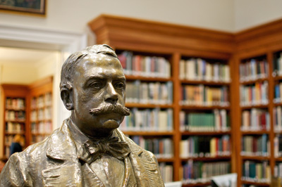 Bust of Thomas Balch