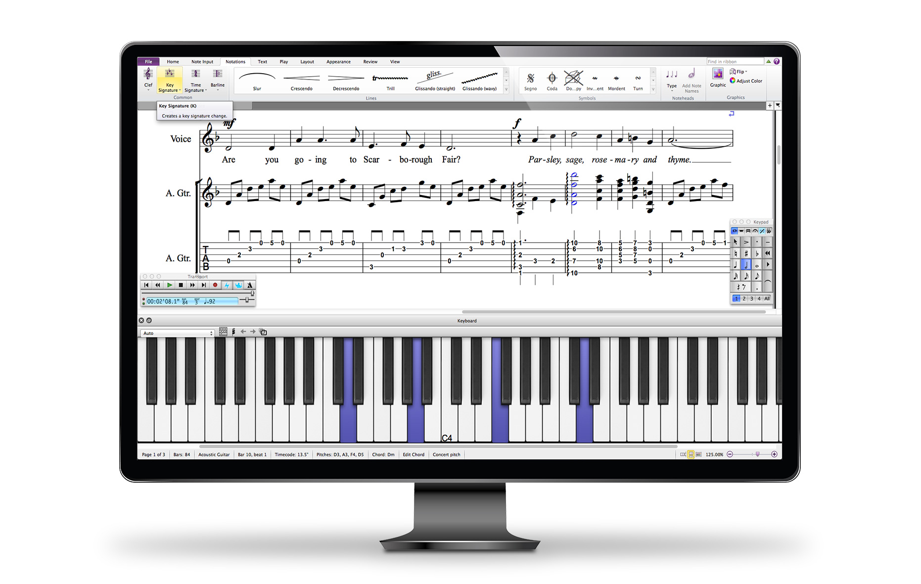 Sibelius - The Fastest, Smartest, Easiest Way to Write Music.