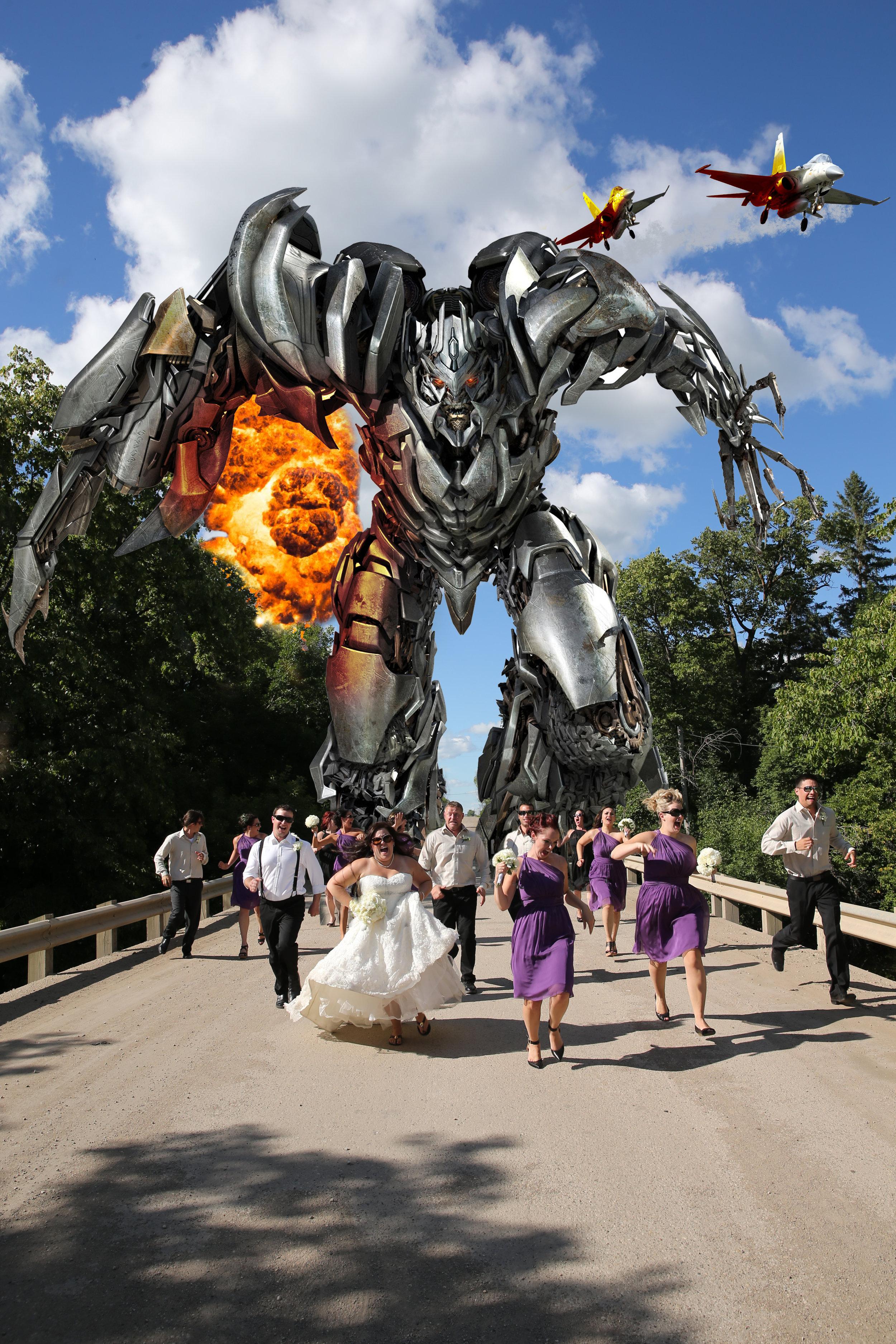 Winnipeg Wedding Photography & Videography