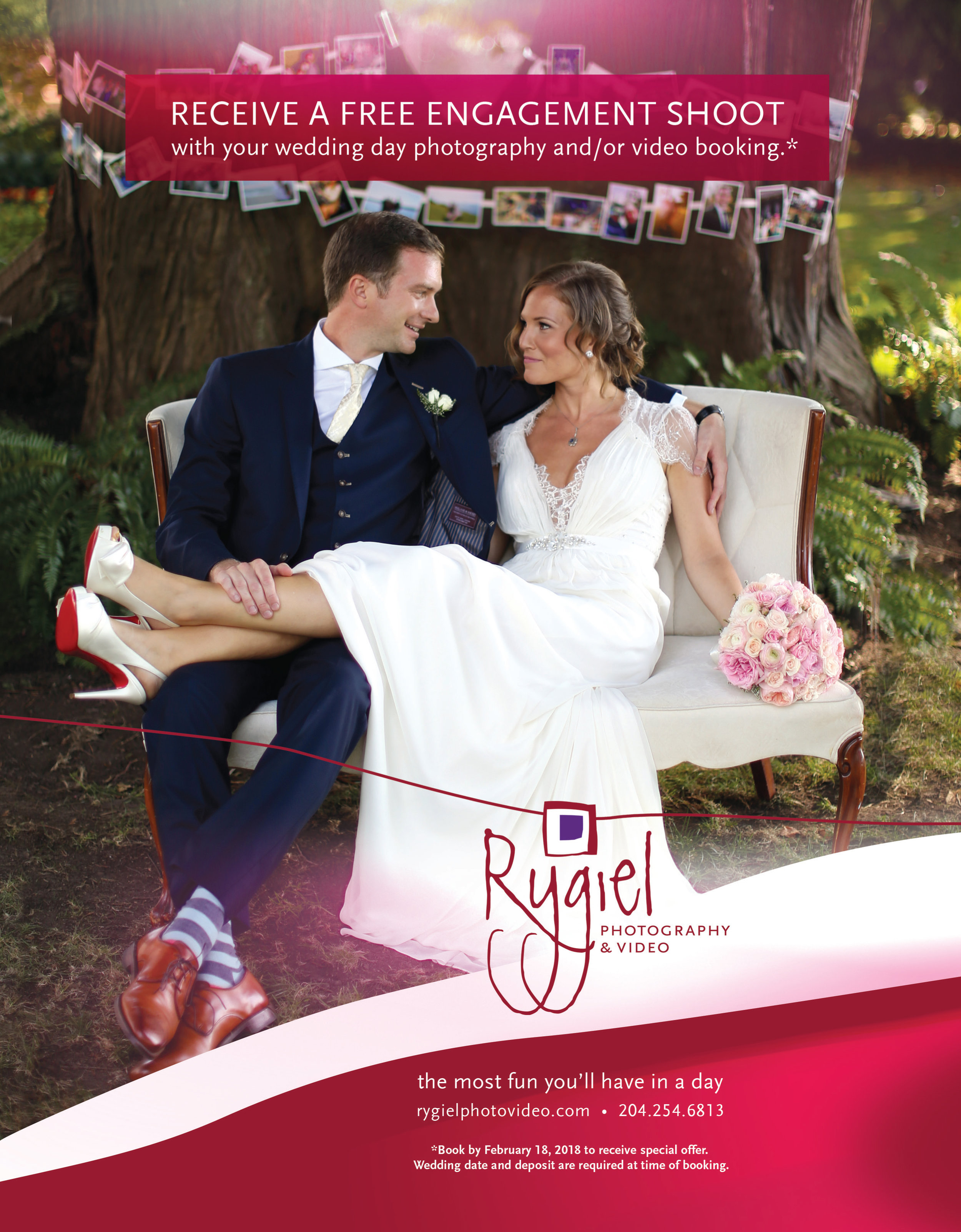 RYGIEL - Wonderful Wedding Show - Photography - Video