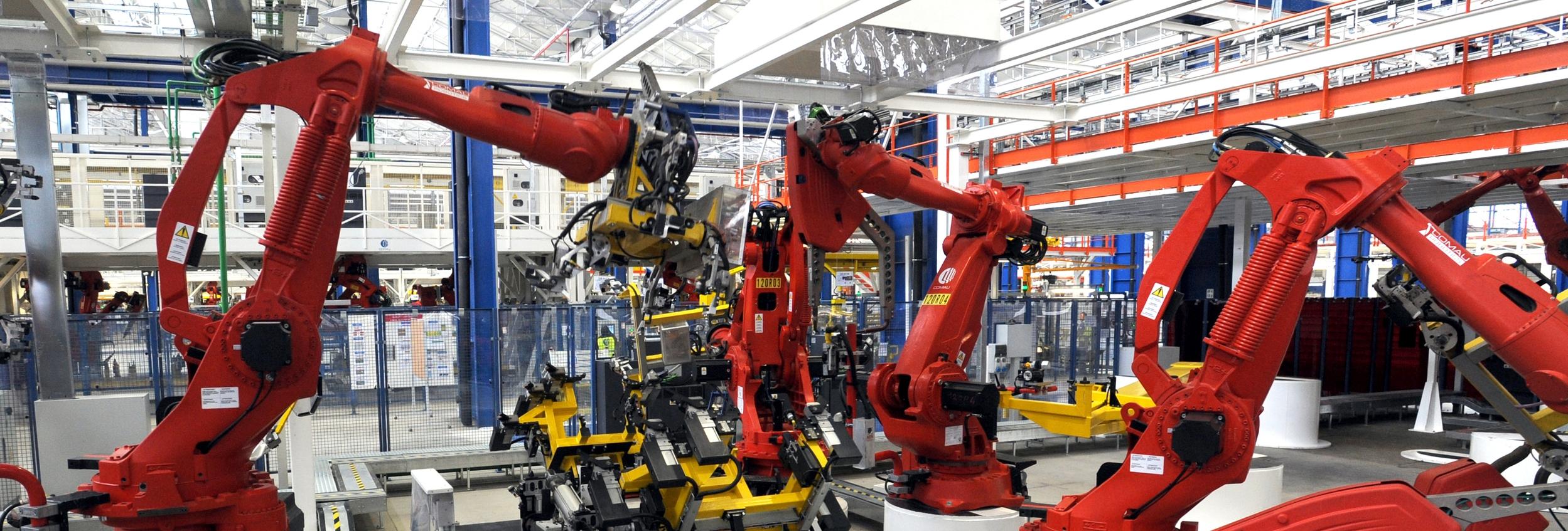 Atronix Engineering, industries, manufacturing, car plant, atronixengineering.com