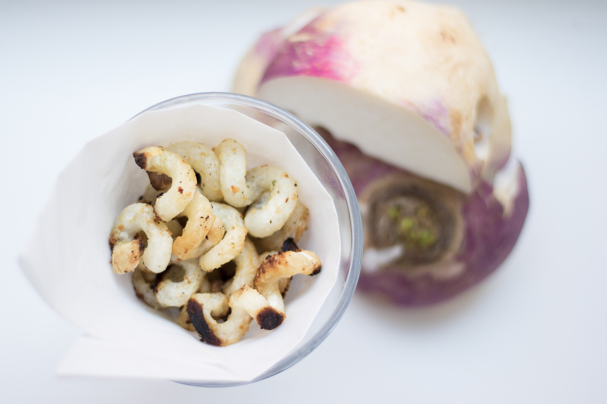 Plant crush of the month - turnip curls