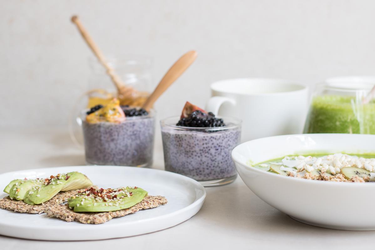 happy health breakfast