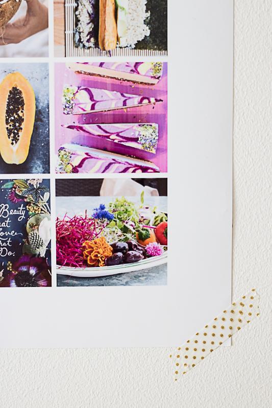 DIY Recipe collection + Food board