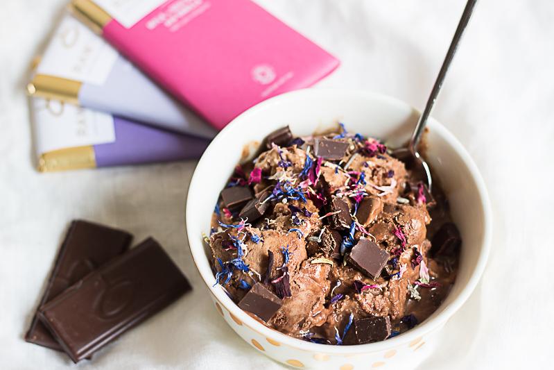 Chocolate N'ice cream