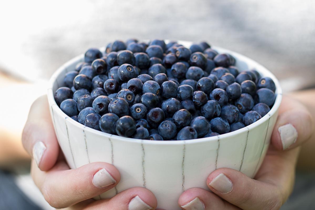 blåbär