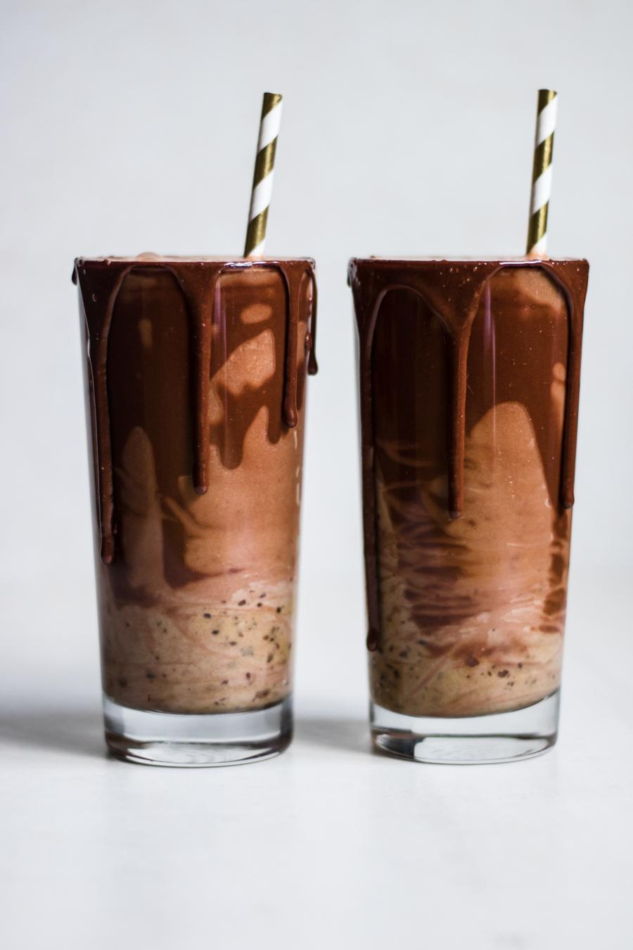 Chokladsmoothie recept