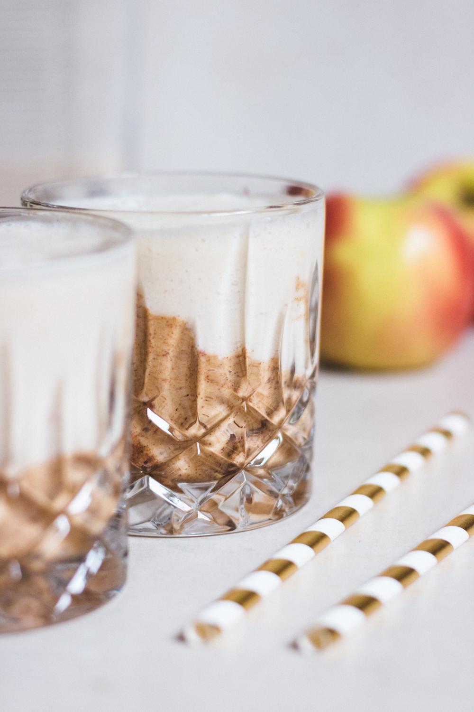 Äppelpaj smoothie