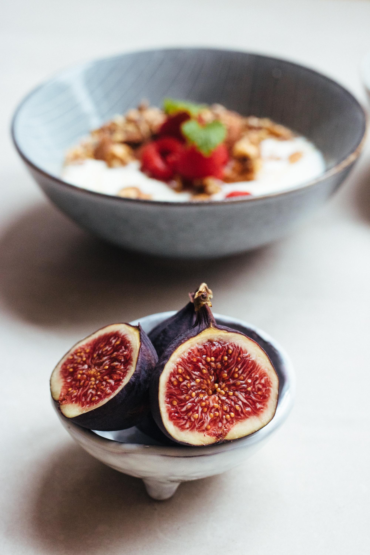 kokosyoghurt recept