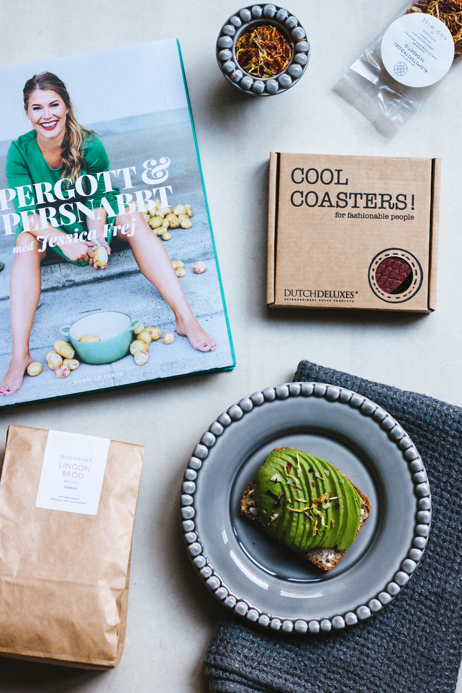 Bloggfrukost & inspirerande talk med Jessica Frej