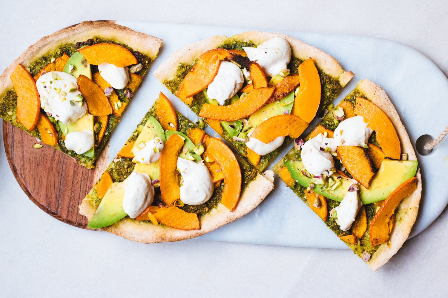 Vegan Pumpkin Pizza recipe gluten free