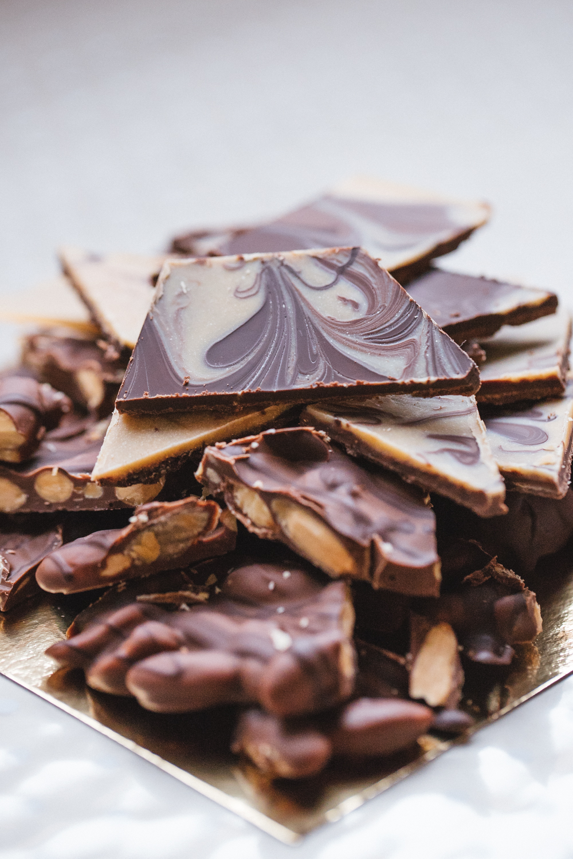 Ge bort lyxig vegansk choklad i julklapp
