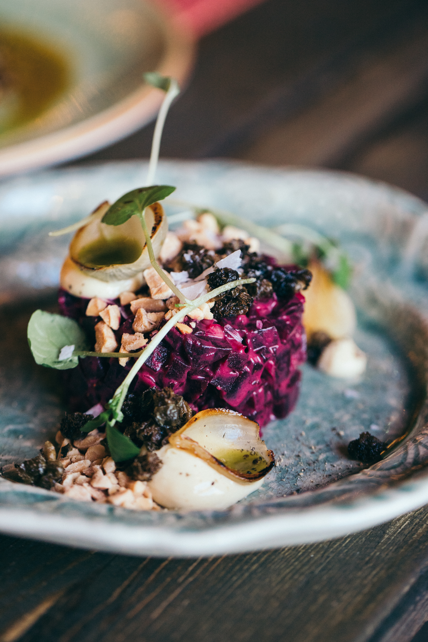 Vegan restaurang stockholm