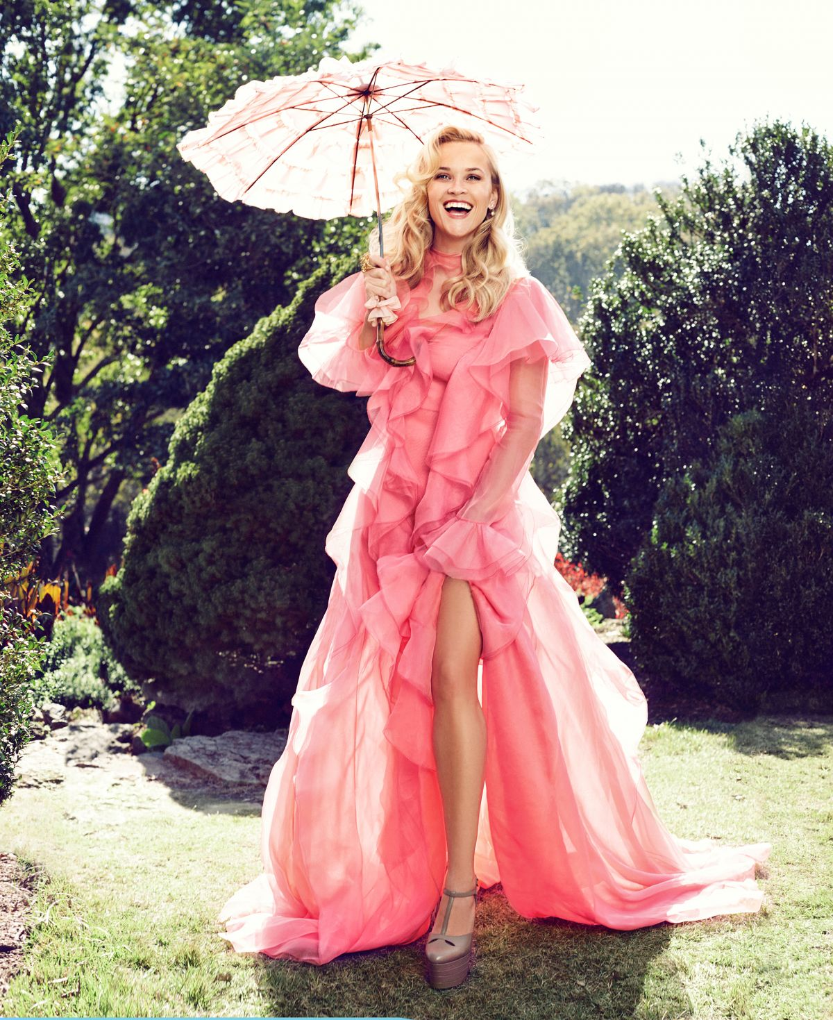 Reese Witherspoon – Harper's Bazaar Magazine (February 2016)