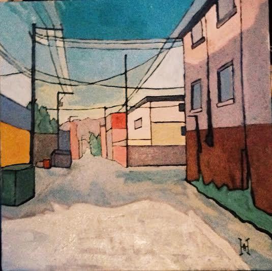 East Van Back-Alley