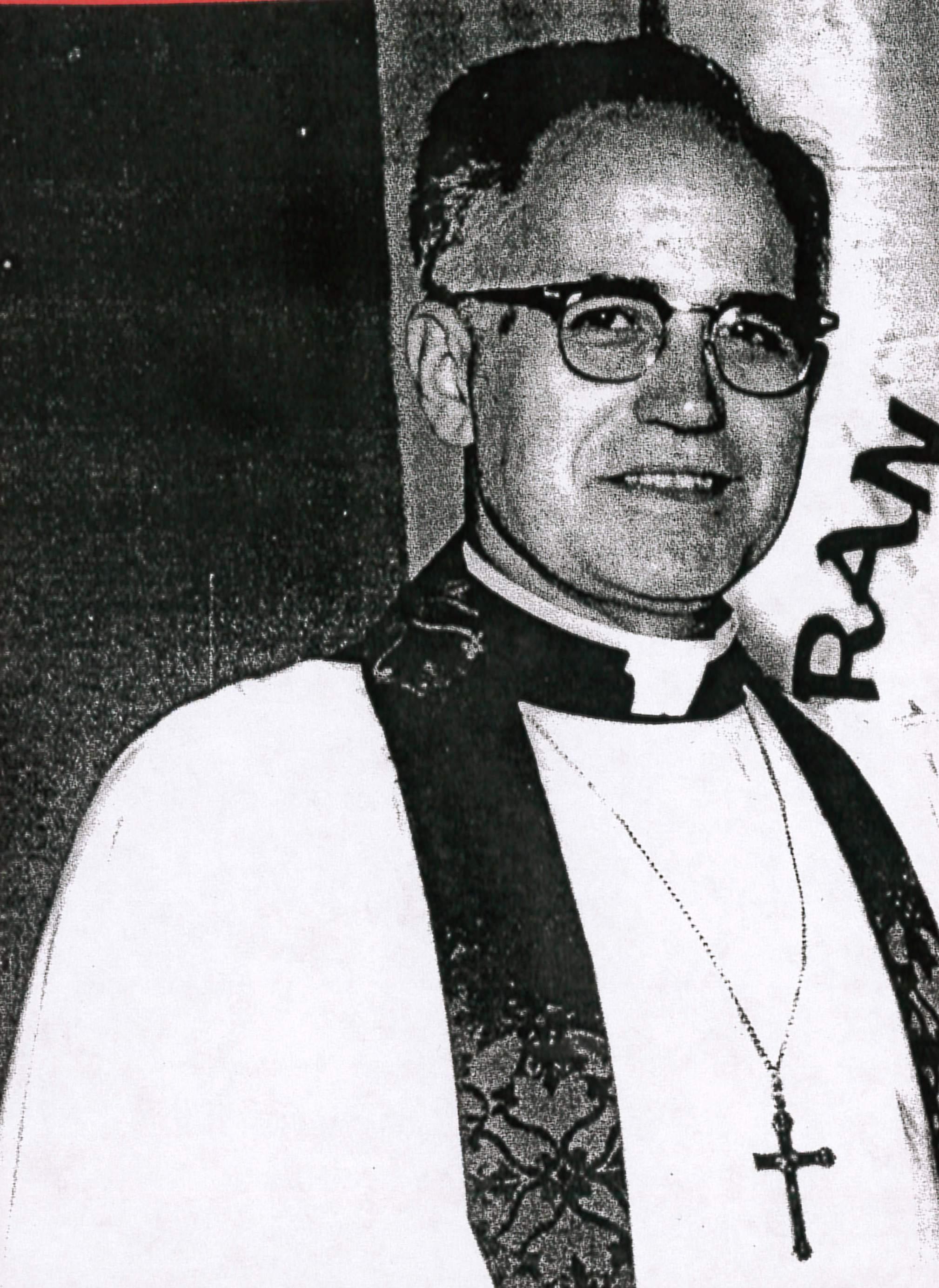 Rev. Jerome Kaufman