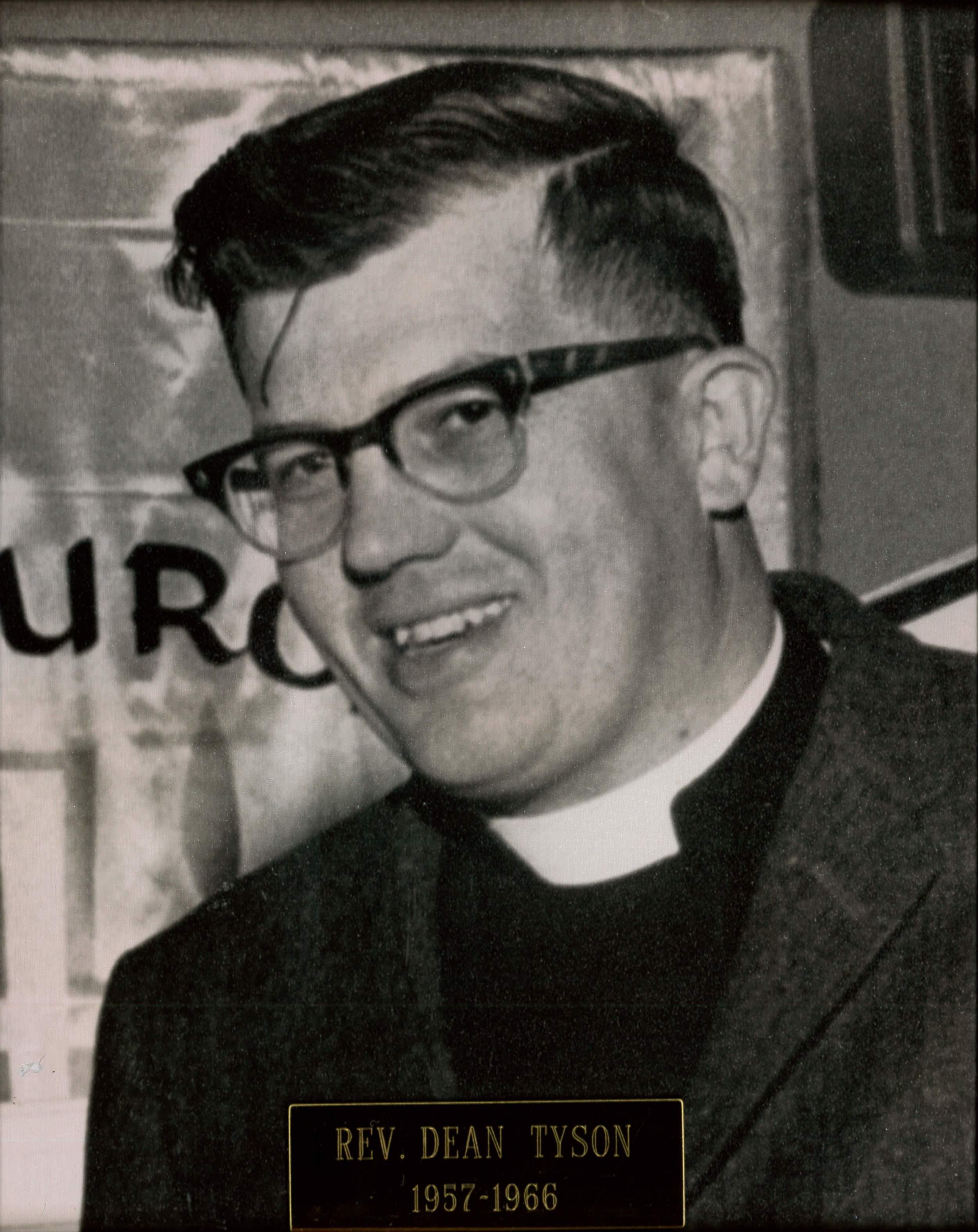 Rev. Dean Tyson