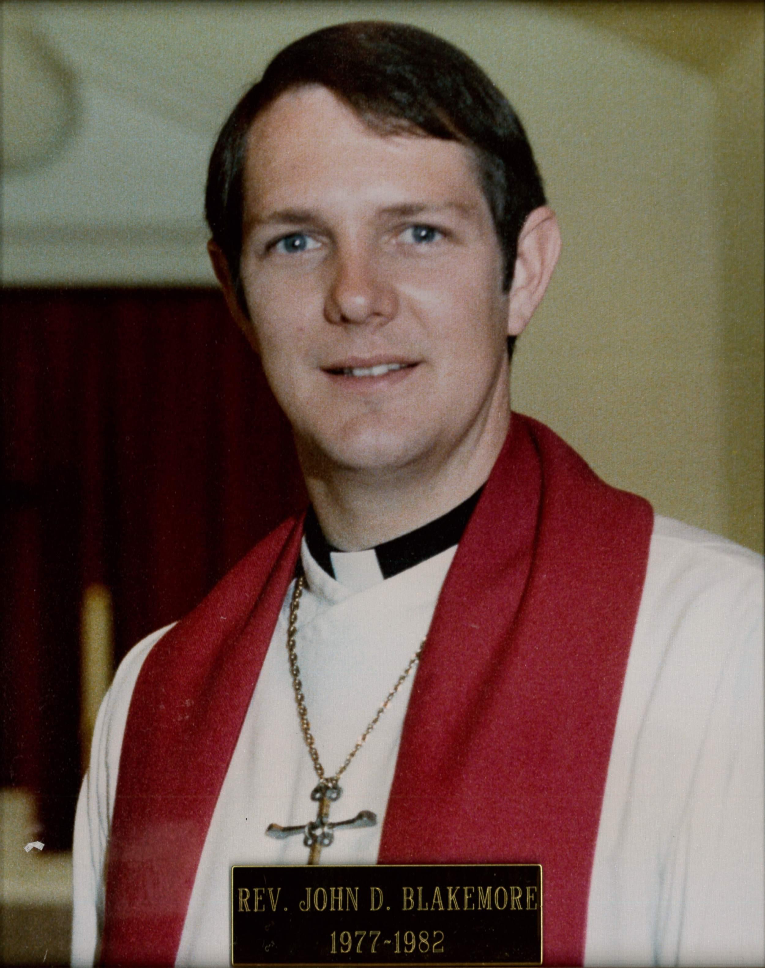 Rev. John Blakemore