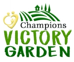 - Champions Victory Garden is a certified 3000 square foot garden operated by the men of Samuel's House. It is a way to get in touch with the Earth, nutrition, agriculture, and overall wellness.