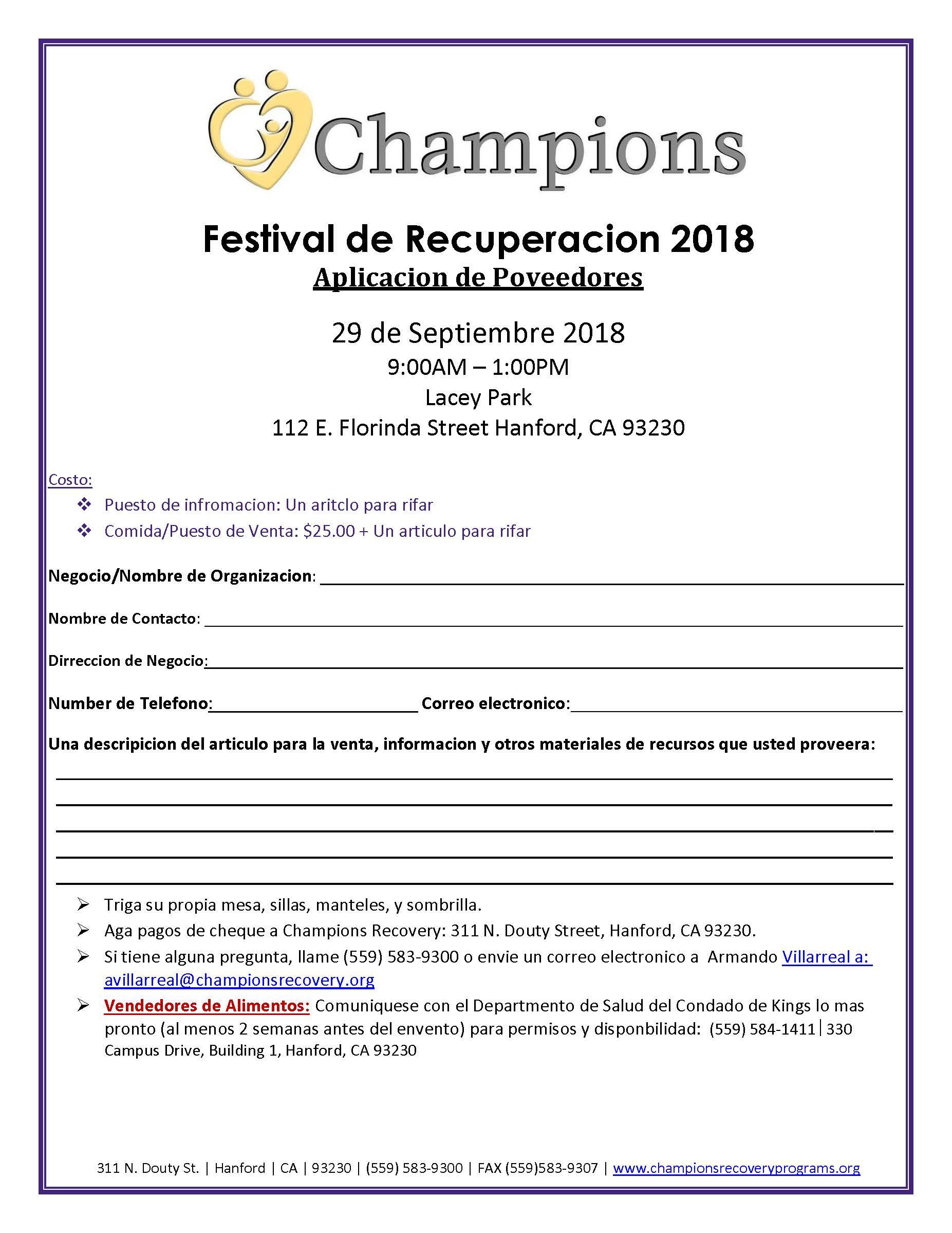 Recovery Fest 2018  Vendor Application_SPanish.jpg