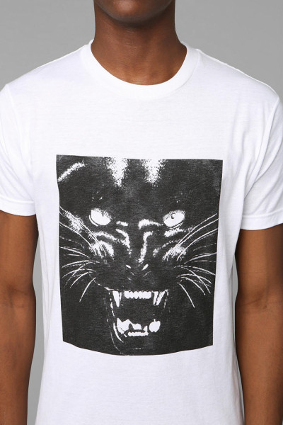 Urban Outfitters Black Panther Tshirt