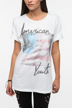 Urban Outfitters American Youth Tshirt