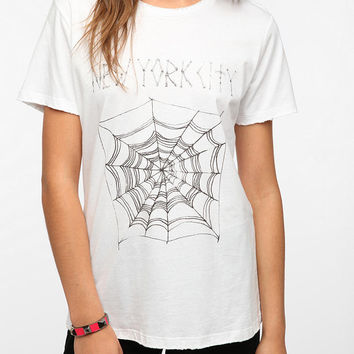 Urban Outfitters New York City Web Tshirt