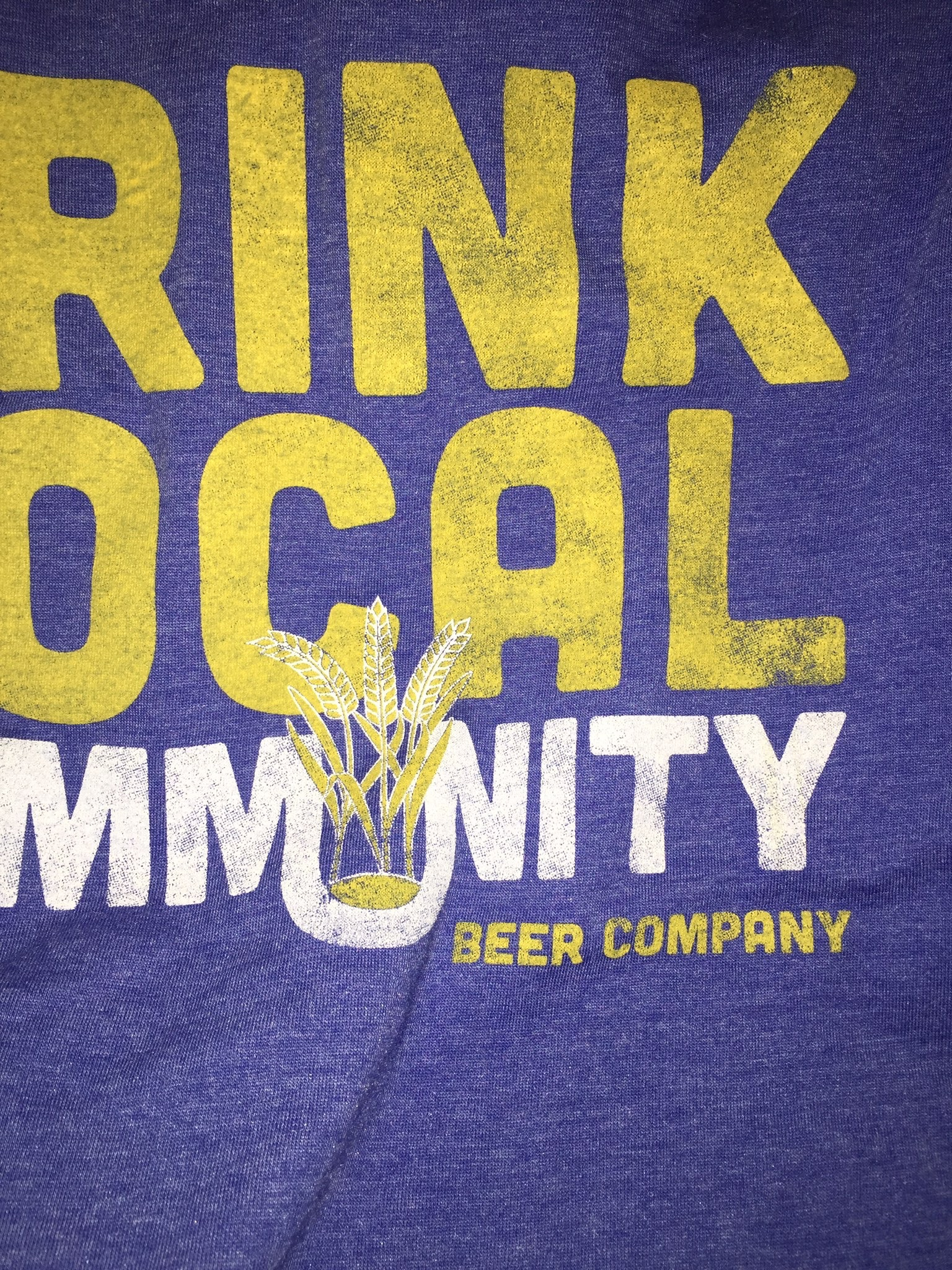 Community Beer Company Drink Local