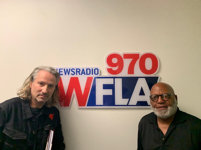 Fred Johnson-Straz Center Artist-in-Residence and Jacques Heim-DIAVOLO Artistic Director and Founder joined AM Tampa Bay to discuss the  DIAVOLO Veterans Project  at the Straz Center.  CLICK HERE TO LISTEN TO THE INTERVIEW.