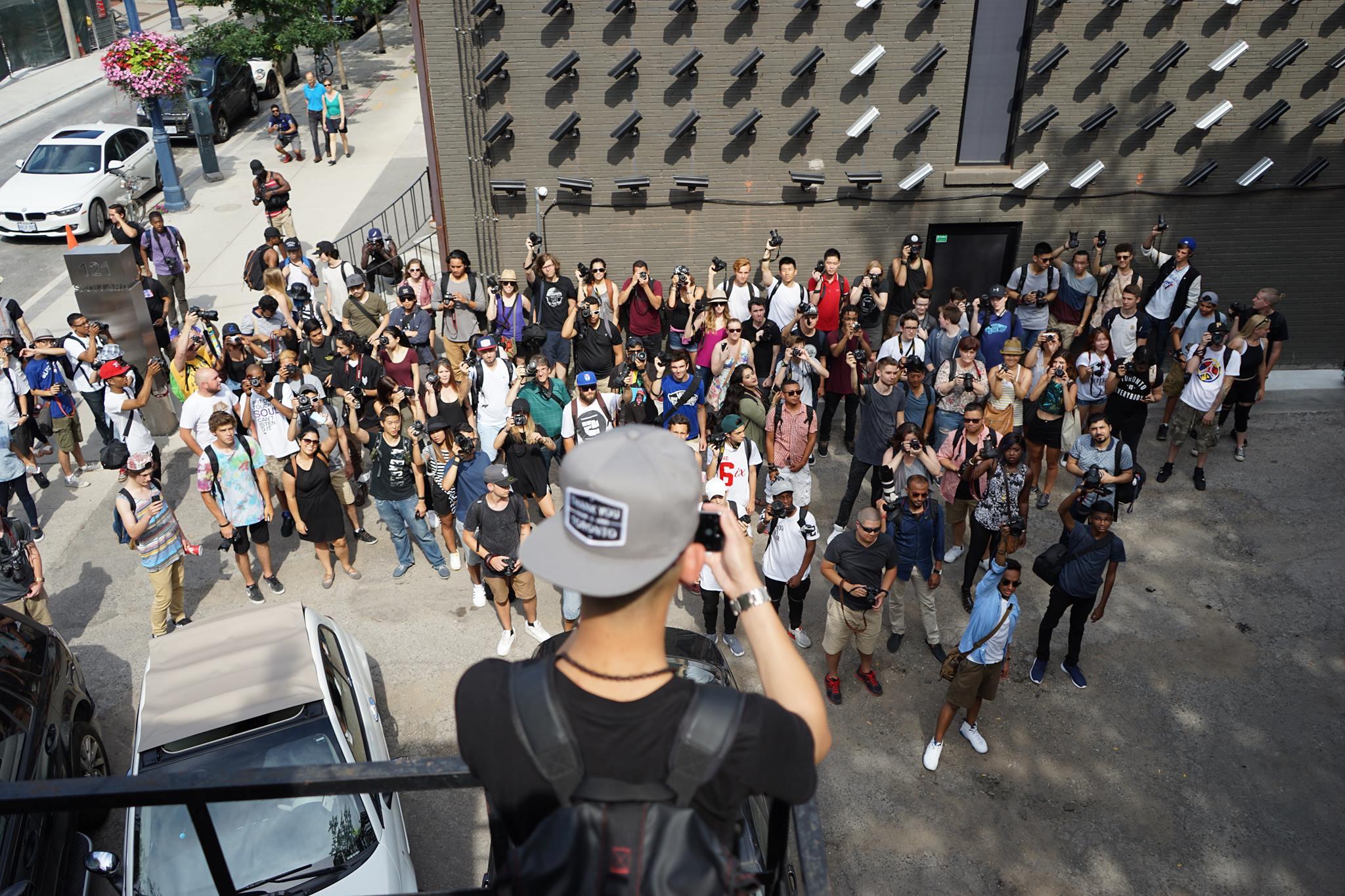 Global Meet Toronto (Photo: @the7illest)