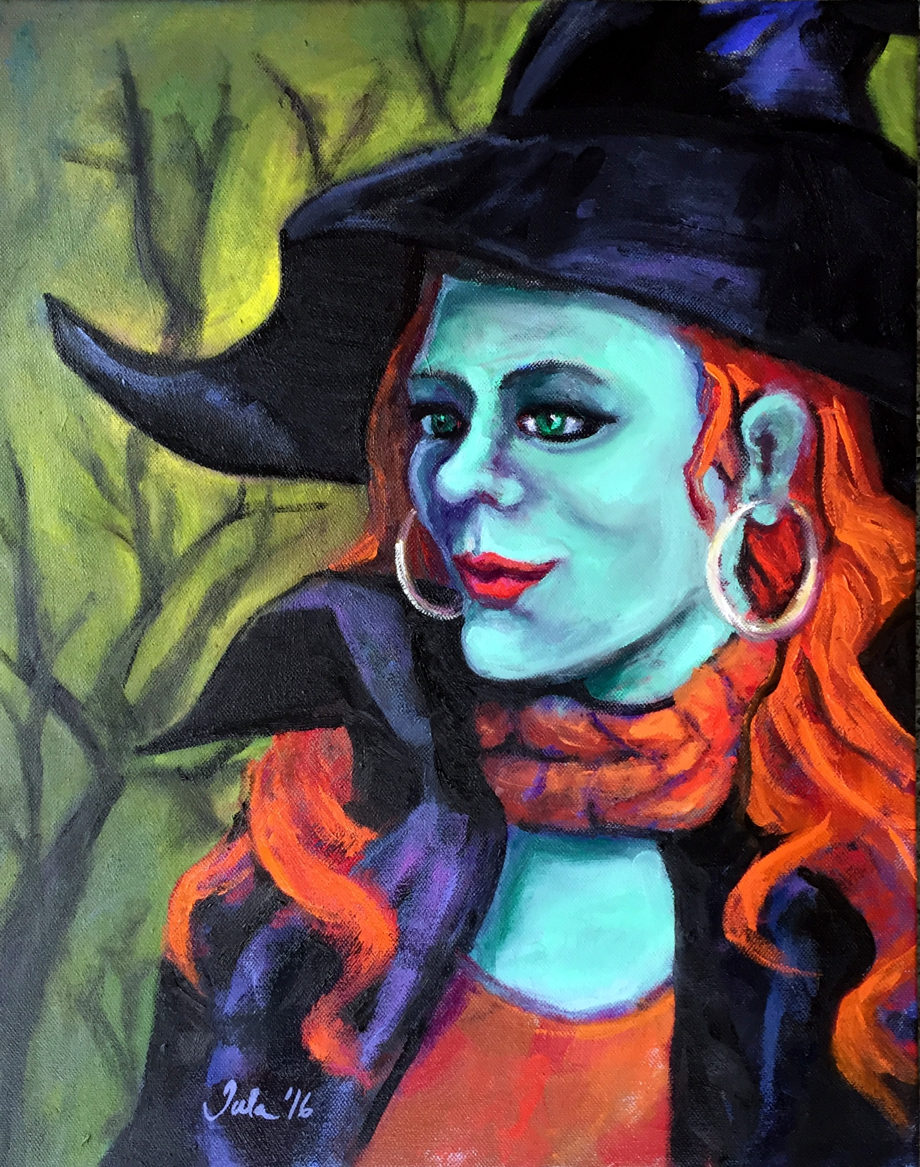 The Witch- Copyright 2016