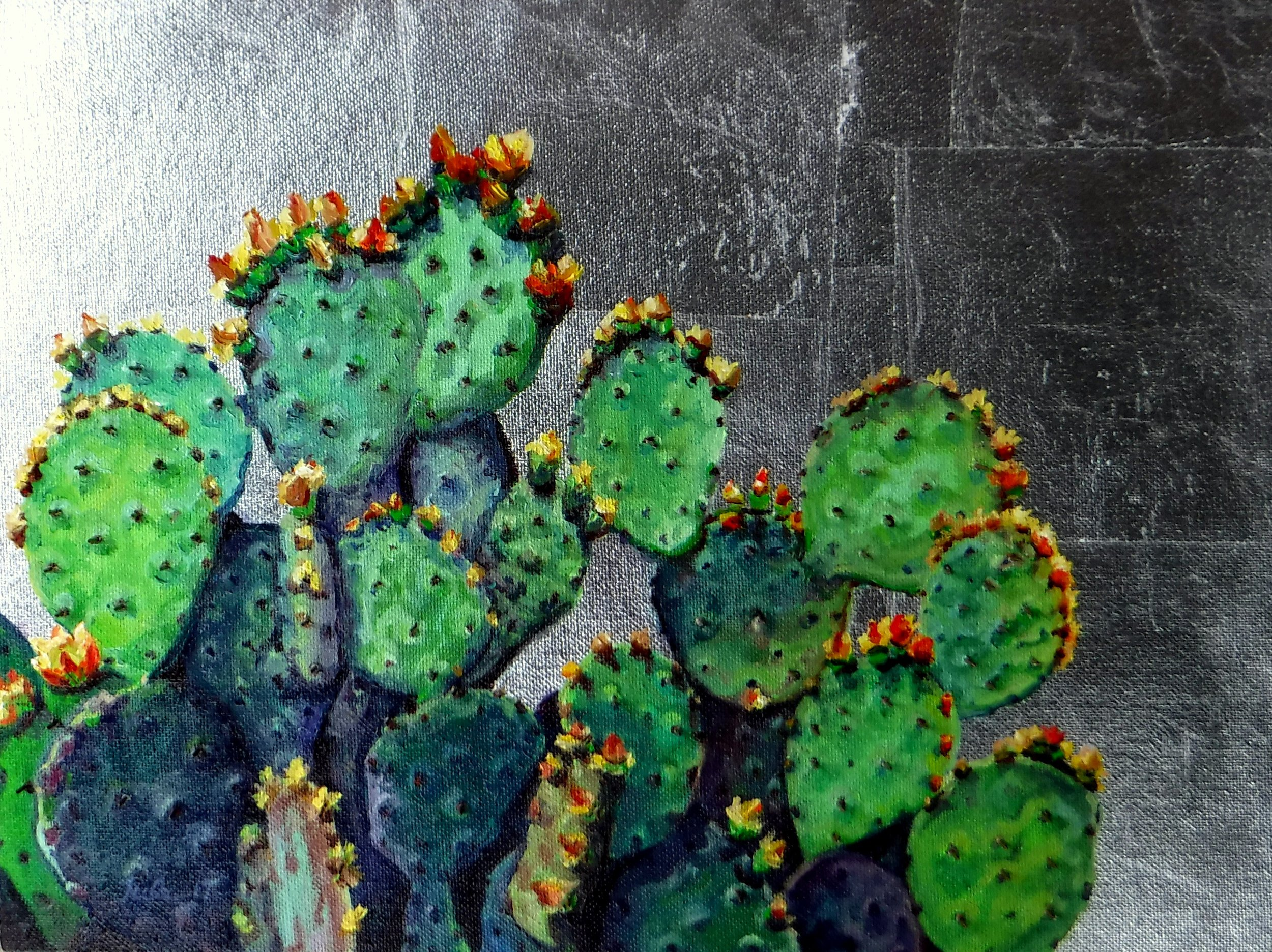 Prickly Pear- Copyright 2017