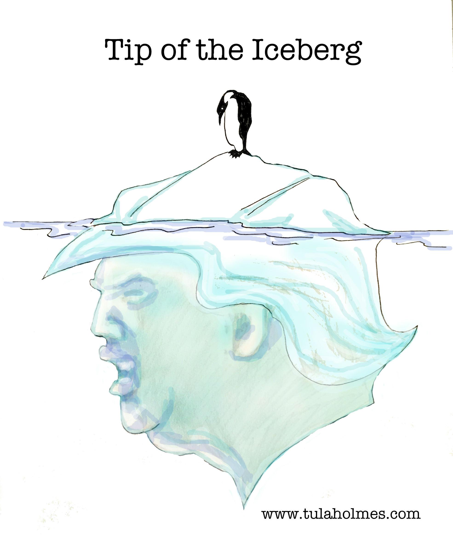 Tip of the Iceberg- Copyright 2019