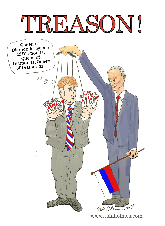 Treason! - Copyright 2018