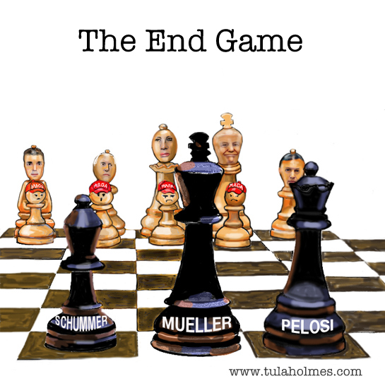 The End Game- Copyright 2019