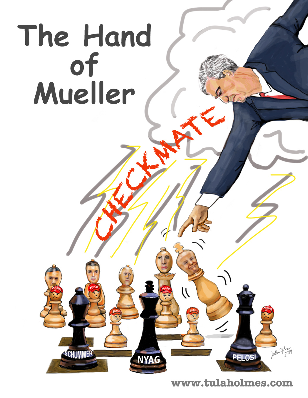 Checkmate- Copyright 2019
