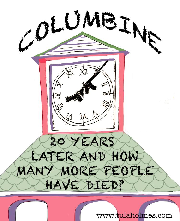 Columbine- Copyright 2019