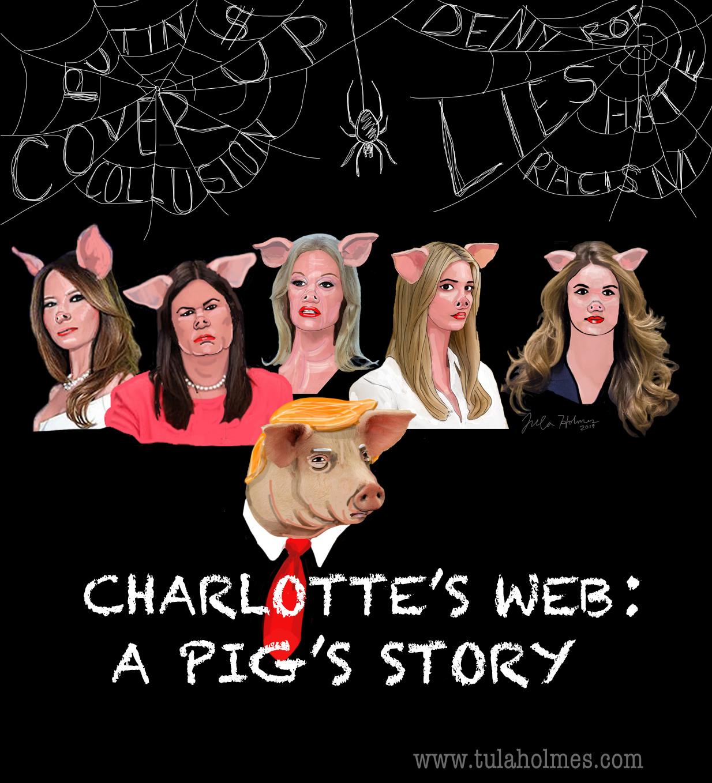 A Pig's Story- Copyright 2019