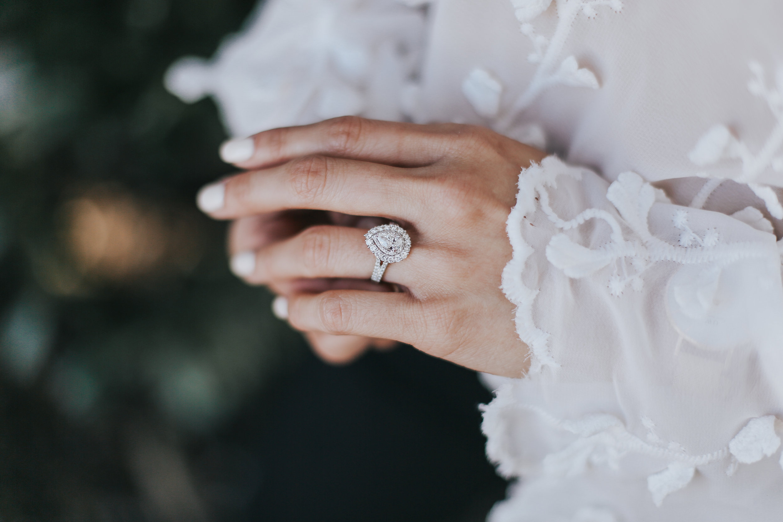About To Say I Do By Chloe Wen