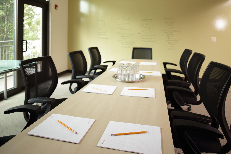 Portland Oregon Focus Groups Boardroom Setup