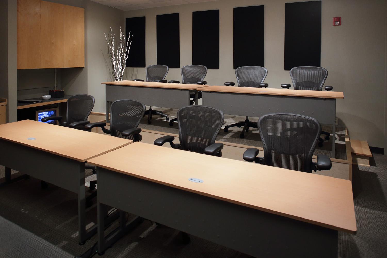 Portland Observation Room Seating