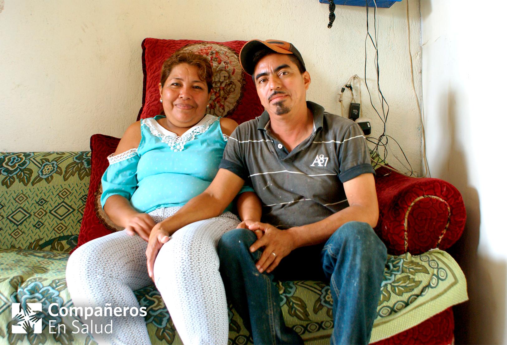 Suyi y su esposo Orlando comprobaron que ante la adversidad y el dolor, lo que fortalece a las personas es el amor y la perseverancia.