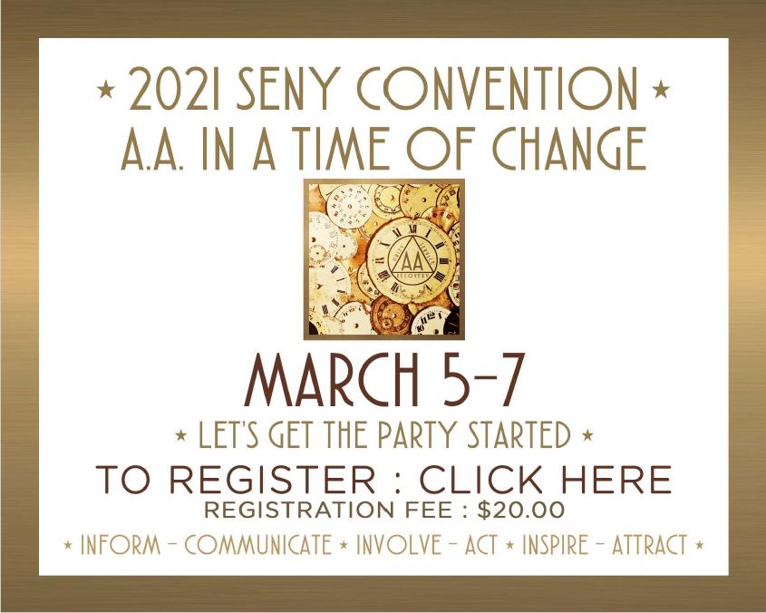 SENY Convention