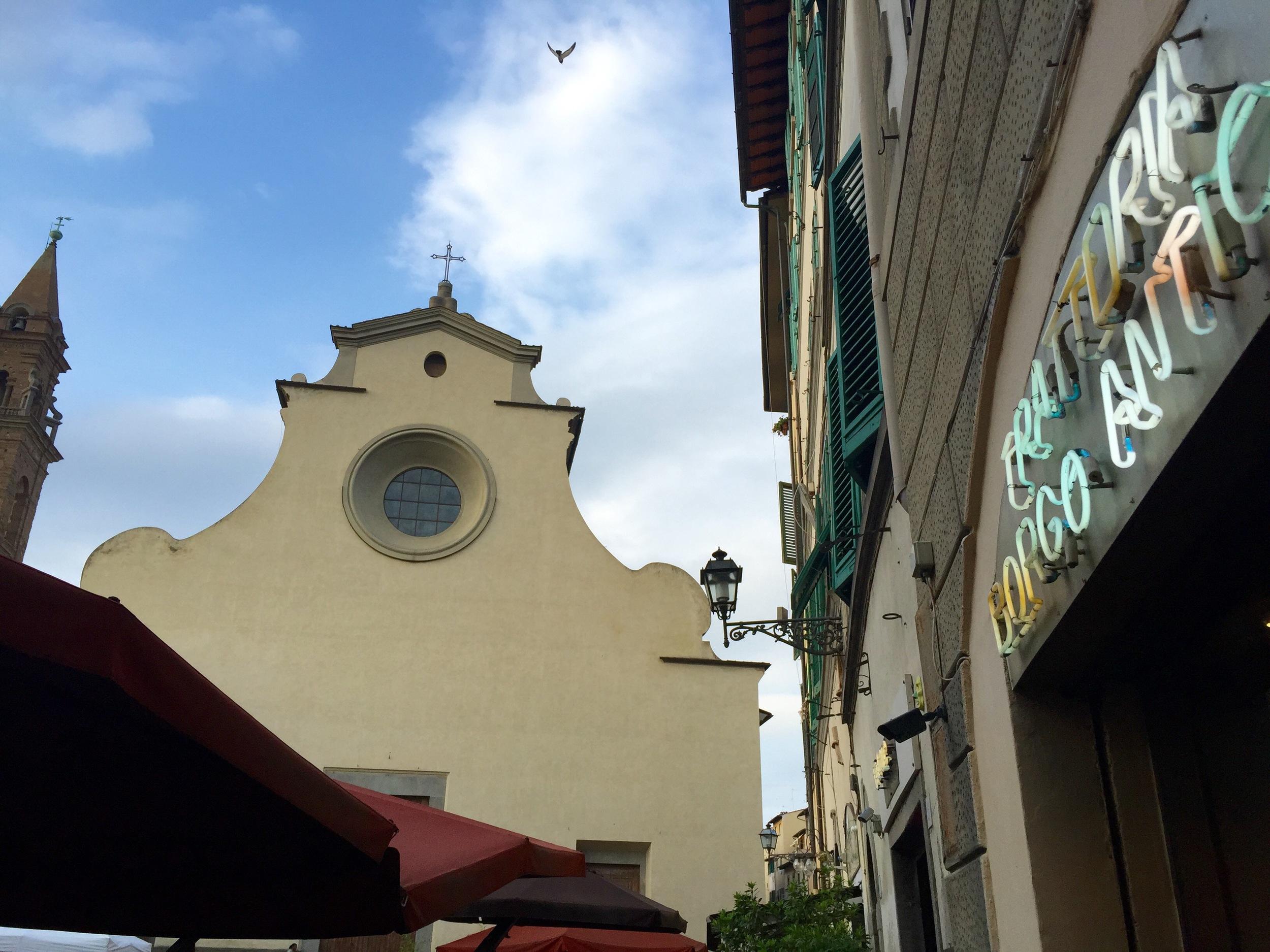 Santo Spirito Florence Italy