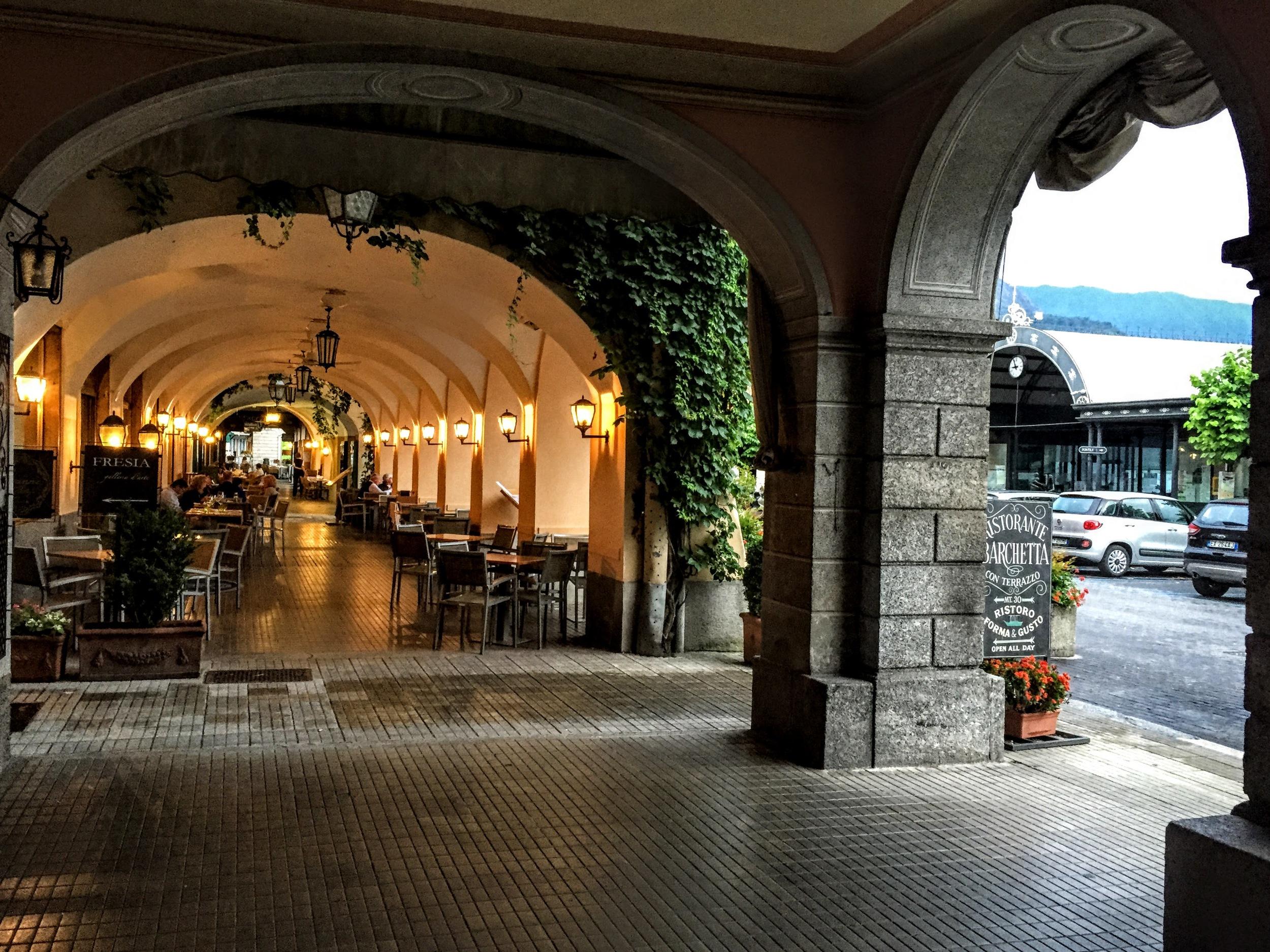 Bellagio Lake Como Italy