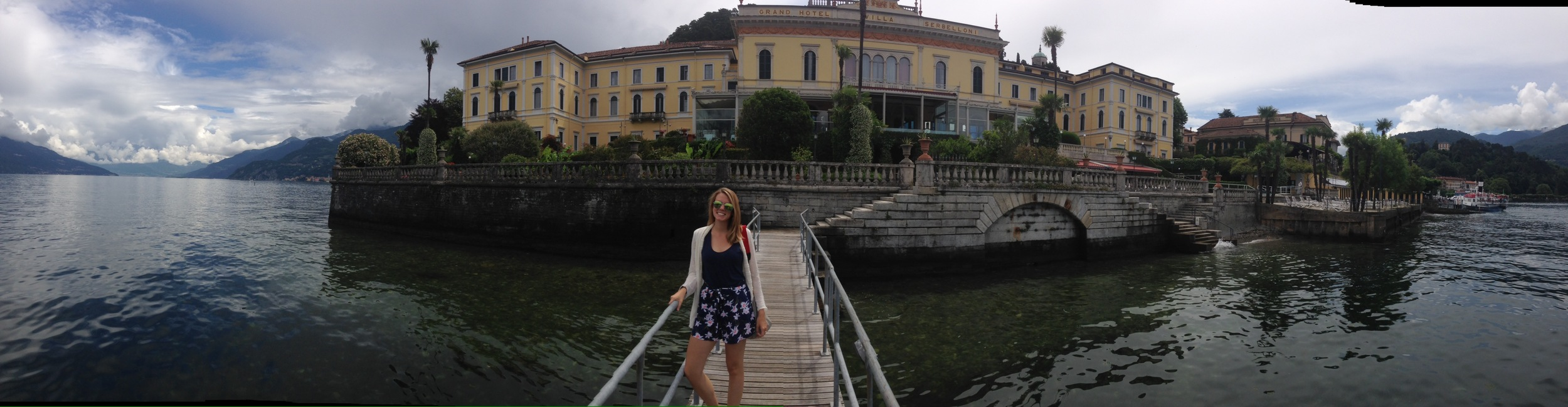 Amy Johns Grand Hotel Villa Serbelloni Italy