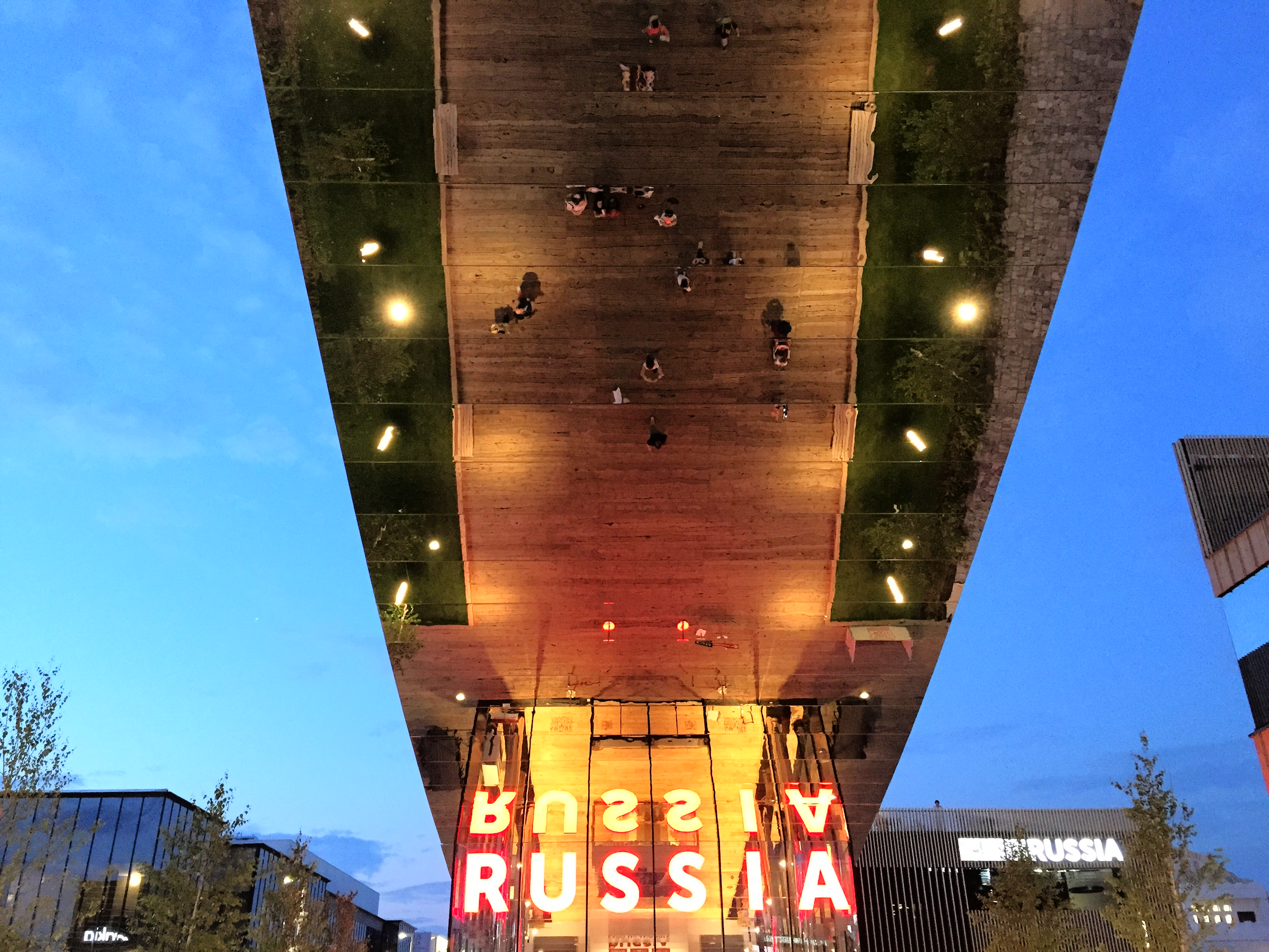 Russia Pavilion